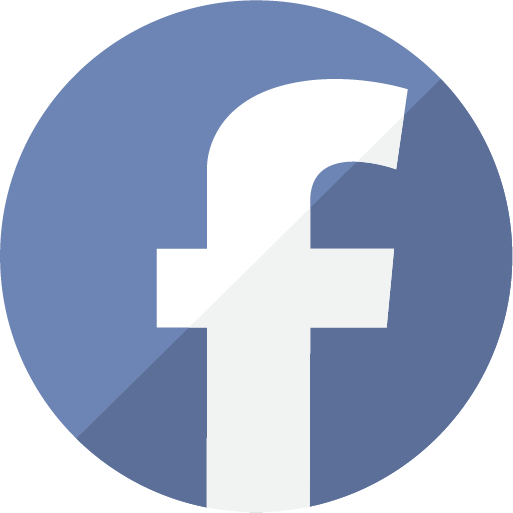 Picture of Facebook round icon