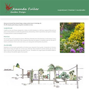 Amanda Fuller Garden Design