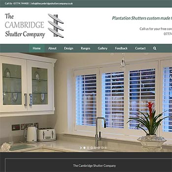 Cambridge shutter company